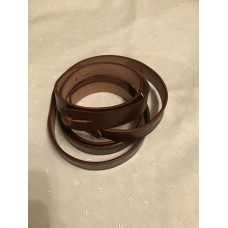 ZEISS leather strap for brown bino box -new-stockpart