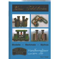 Technical book Dr. Seeger, ZEISS Feldstecher